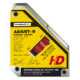MSA48-HD Adjust-O Magnet Square 152 x 130 x 35mm 75kg