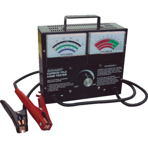 500AMP 12V PRO BATTERY TESTER (CARBON PILE)