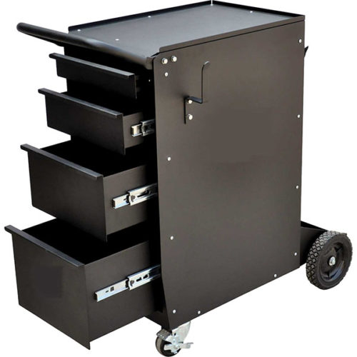 UNIVERSAL 4-DRAWER WELDER CABINET