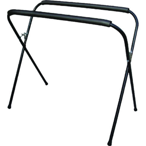 FOLDING PADDED AUTO PANEL SUPPORT FRAME