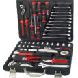 "T46160 Socket & Tool Set 52pc 3/8""Dr in Blow Mold Case"